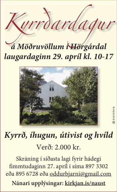 kyrrdardagur_170429
