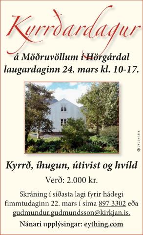 kyrrdardagur_180324