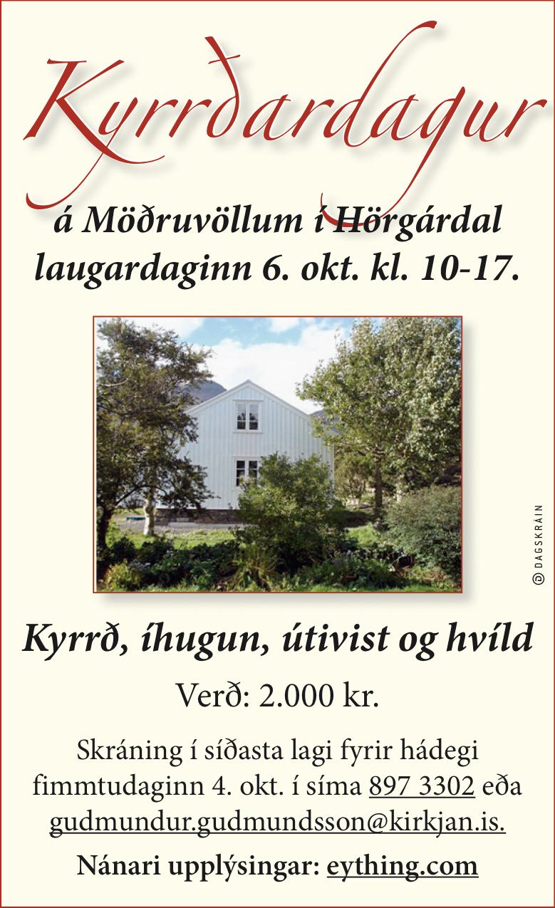 kyrrdardagur_20181006