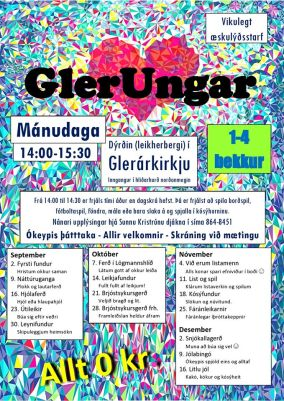 glerungar 19